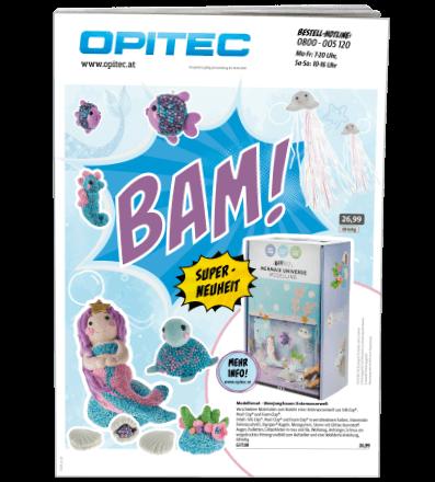 Opitec Sommer 2019 - DIY - Basteln - Werken - Kreativität - Neue Produkte und Ideen