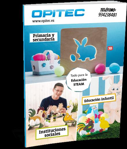 Catálogo para Pascua – Especial escuelas y guarderías