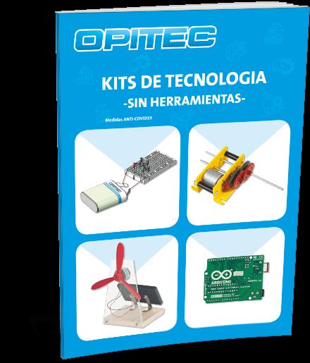 Kits de technología – sin herramientas -