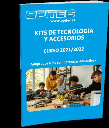 Kits STEM para el curso 2021/2022